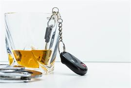 Whiskey, car keys and handcuffs - Wilmington DWI lawyer